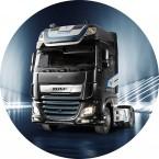 WSI Premium Line; DAF XF SUPER SPACE CAB MY2017 4X2