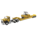 IMC Models CAT CT660 Truck and Trailer with CB-534 Compactor