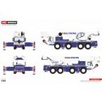 WSI Baldwins Crane Hire; LIEBHERR LTM1090-4.2