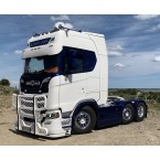 WSI Kenny Coin Transports; SCANIA S HIGHLINE | CS20H 6X2 TWINSTEER