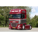 WSI Roling; DAF XF SUPER SPACE CAB MY2017 4X2 CONTAINER TRAILER - 3 AXLE | 40 FT CONTAINER