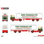WSI Ken Thomas; SCANIA 1 SERIES 4X2 REEFER TRAILER CLASSIC - 2 AXLE