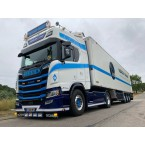 WSI Nordik Line; SCANIA R HIGHLINE | CR20H 4X2 REEFER TRAILER - 3 AXLE