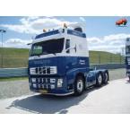 WSI Meulman Transport; VOLVO FH2 GLOBETROTTER 6X2 TWINSTEER