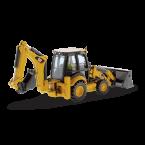 IMC Models Cat 432E Side Shift Backhoe