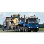 WSI Weever; SCANIA 3 SERIES 8X4 LOW LOADER - 3 AXLE