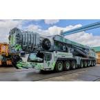 WSI Moh Seng Cranes; LIEBHERR LTM 1500