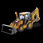 IMC Models Cat 420E Backhoe Loader (Pivot)