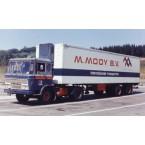 WSI Mooy Logistics; DAF 2600 4X2 REEFER TRAILER - 2 AXLE