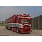 WSI Transports Pierrard; SCANIA R5 TOPLINE 4X2 VOLUME TRAILER - 3 AXLE