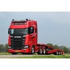 WSI Geurts Trucks; SCANIA S HIGHLINE 6X2 - TRUCK TRANSPORTER - 3 AXLE