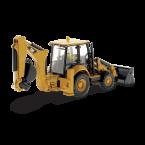IMC Models Cat 432F2 Side Shift Backhoe