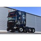 WSI B&B Transporte; SCANIA STREAMLINE TOPLINE 6X2 TWIN STEER