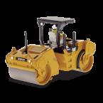 IMC Models Cat CB534D XW Vibrating Compactor