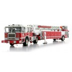 SEAGRAVE - TRACTOR-DRAW TRUCK AERIAL MARAUDER II CHASSIS NEW LONDON FIRE ENGINE